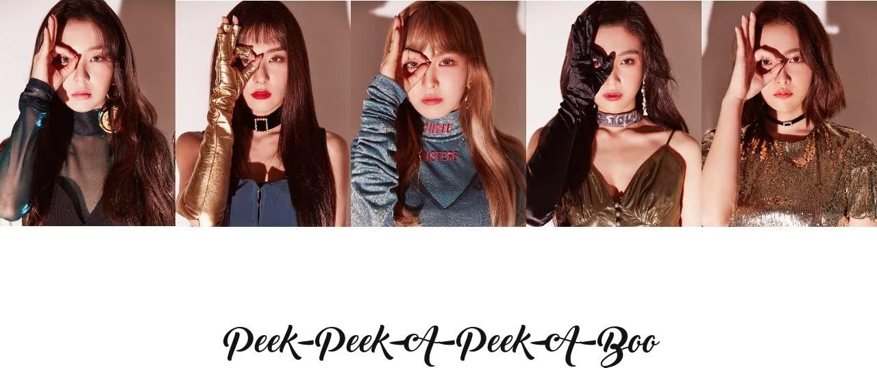 Bài hát Peek-A-Boo - Red Velvet