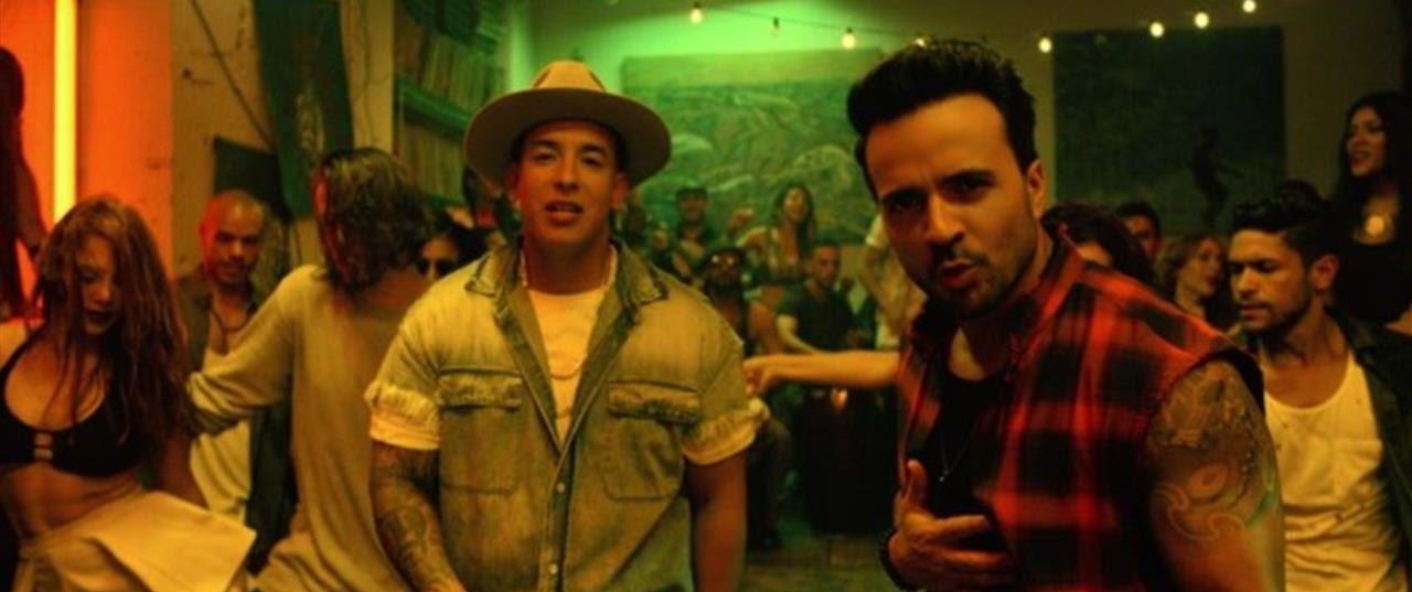 Bài hát Despacito - Luis Fonsi, Daddy Yankee