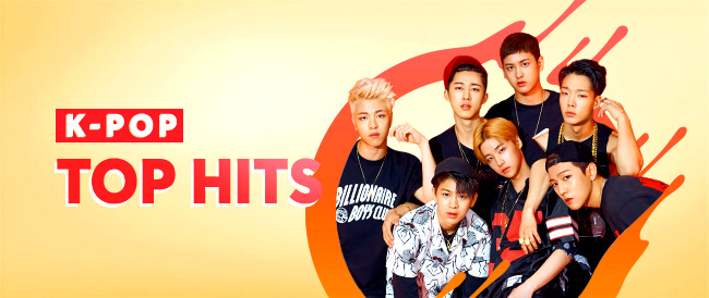 K-Pop Top Hits