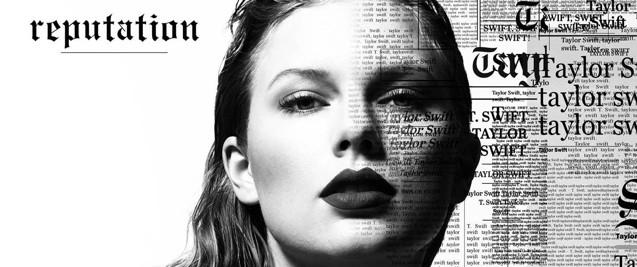 Album reputation - Taylor Swift