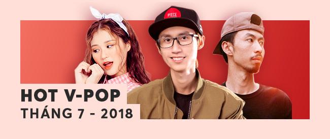 Album Nhạc Việt Hot Tháng 07/2018