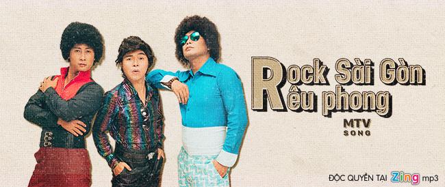 Rock Sài Gòn & Rêu Phong