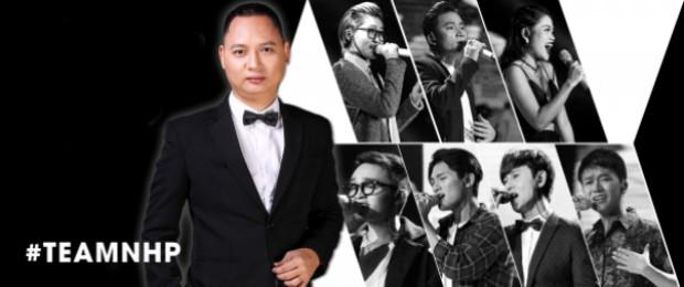 Album Album Sing My Song season 1 - Team Nguyễn Hải Phong - Hồng Ngọc, Ưng Đại Vệ, Phan Mạnh Quỳnh, Vicky Nhung, GREY-D (Đoàn Thế Lân), Trần Dũng Khánh, Bùi Công Nam