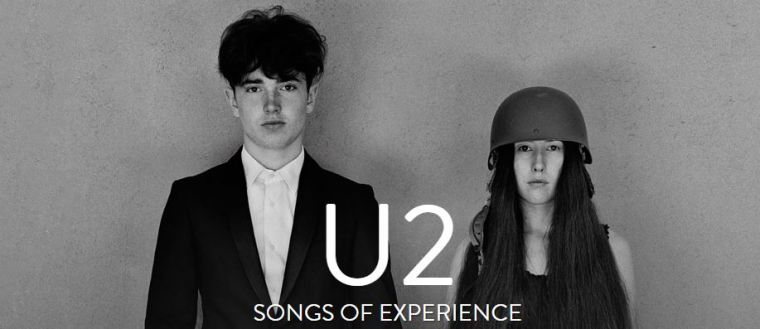 Album Songs Of Experience (Deluxe Edition) - U2