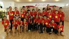 Tôi Yêu Việt Nam Đất Nước Tôi - Minh Thuận , Thúy Uyên , Khánh Thi , Phạm Văn Mách