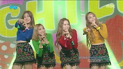 Boom Boom Clap (161105 Music Core) - High Teen