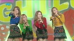 Boom Boom Clap (161105 Music Core) - High Teen