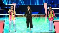 Liên Khúc Ba Miền (Giọng Hát Việt Nhí 2013) - Phương Mỹ Chi , Quang Nhật , Phương Duyên