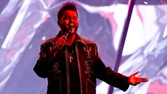 Starboy (American Music Awards 2016) - The Weeknd, Daft Punk