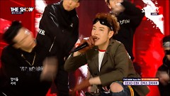 Make It Rain (161115 The Show) - BASTARZ