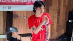 Hifive Korea - Jung Joon Young