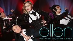 Living For Love (Live At The Ellen Show) - Madonna