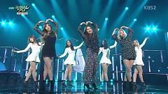 The Rain (161104 Music Bank) - Ladies' Code