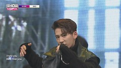 Sad (161214 Comeback Stage Show Champion) - B.HEART