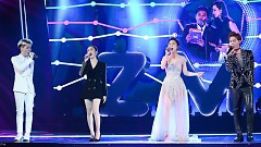 Nơi Tôi Thuộc Về (Zing Music Awards 2017) - ERIK, Đức Phúc, Hòa Minzy, Hương Tràm