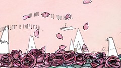 Kicking Roses (Lyric Video) - Benjamin Francis Leftwich