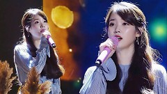Through The Night (2017 SBS Gayo Daejun) - IU