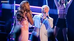 River Deep Mountain High (The Voice UK 2015: The Live Semi-Final) - Tom Jones , Sasha Simone