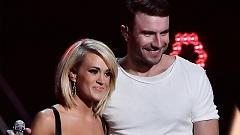 Take Your Time, Heartbeat (Grammy Awards 2016) - Sam Hunt,Carrie Underwood