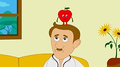 An Apple a Day - Nursery Rhymes - Popular Nursery Rhymes - KidsCamp