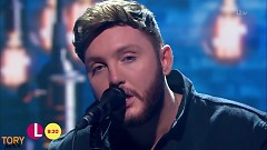 Can I Be Him (Live TORYmax) - James Arthur