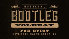 For Evigt (Live From Malmø Arena) - Volbeat