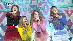 Boom Boom Clap (161125 Music Bank) - High Teen