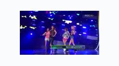 In The Night Sky (110813 MBC Music Core) - AS Red