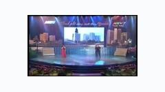 Thành Phố Tình Yêu Và Nỗi Nhớ (Live) - Võ Hạ Trâm,Triệu Lộc