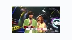MC Cuts (9.3.2012 Music Bank) - Uee