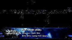 Độc Thoại (Bài Hát Yêu Thích Tháng 4/2012) - Lương Viết Quang