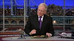 Right Down The Line (David Letterman 2012) - Bonnie Raitt