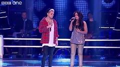 We Found Love (The Voice UK - Battles 1) - Jessica Hammond,Vince Kidd