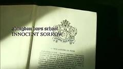 Innocent Sorrow - Abingdon Boys School