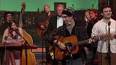 School Days Over (Letterman Show 2012) - The Chieftains,The Low Anthem