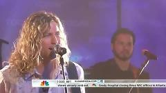Let's Don't Call It A Night (Live On Today Show 2012) - Casey James