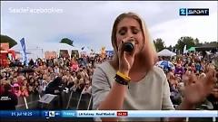 Imagine (Norway Cup 2012) - Eric Saade,Tone Damli