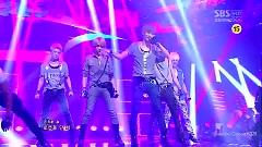 Racer (120729 Inkigayo) - Chaos