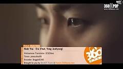 I Hate You (Vietsub) - Eru,Jun Hyung