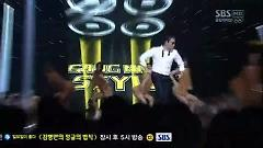Gangnam Style (120812 Inkigayo) - PSY