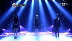 Day And Night (120906 M! Countdown) - T-ARA,Gavy N.J,Shannon