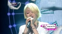 At Time Like This (121005 Music Bank) - Mighty Mouth