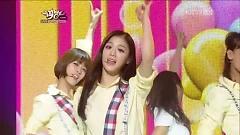 U U (121005 Music Bank) - She'z