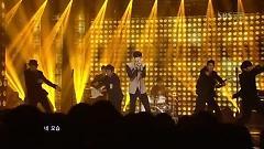 Beautiful (121125 Inkigayo) - Park Jung Min