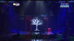 Because I Love You (121229 SBS Gayo Daejun) - Sung Si-kyoung,2NE1