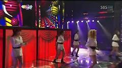 Medley (121229 SBS Gayo Daejun) - Goo Hara , Kim Wan Sun , TAEMIN