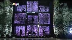 Yesterday (121229 SBS Gayo Daejun) - Dynamic Black