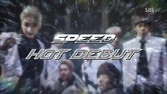 It's Over (130120 Inkigayo) - Speed,Kang Min Kyung (Davichi)
