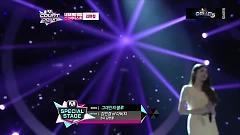 The Blue Inside You (M!Countdown Legend 100) - Kang Min Kyung (Davichi)