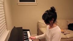 Forever Alone (Piano Cover)